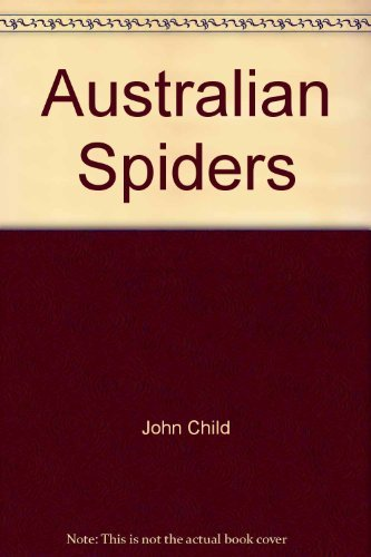 9780701800130: Australian spiders