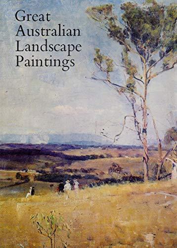 9780701800161: Great Australian landscape paintings