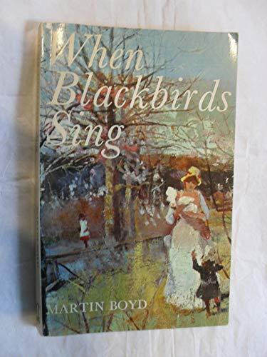 9780701802240: When Blackbirds Sing
