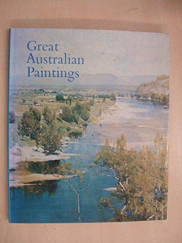 9780701802585: Great Australian paintings