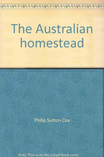 The Australian Homestead