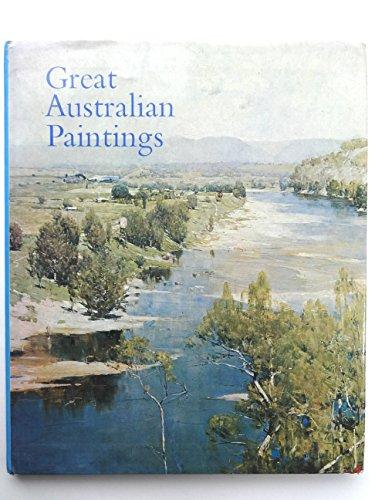9780701804343: Great Australian paintings