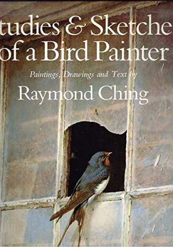 9780701810429: Studies and Sketches of a Bird Painter