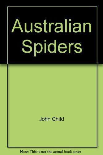 9780701813024: Australian Spiders