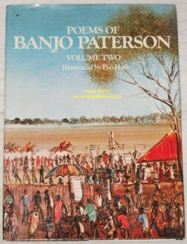 9780701813796: POEMS OF BANJO PATERSON, Volume Two