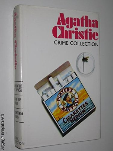 AGATHA CHRISTIE CRIME COLLECTION (24 Vols.): CHRISTIE,AGATHA
