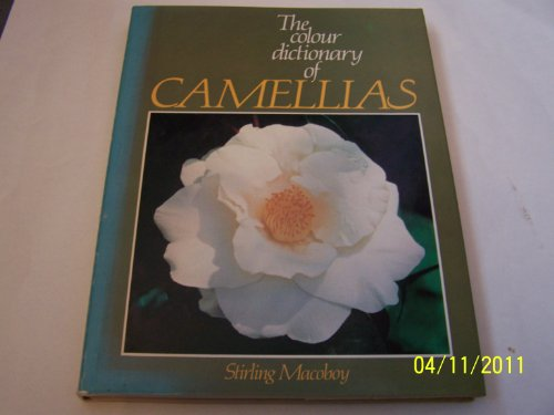 9780701814991: Colour Dictionary of Camellias