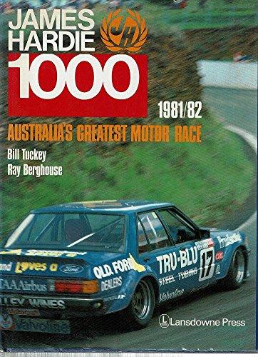James Hardie 1000 1981/82 - Australia's Greatest: TUCKEY Bill &