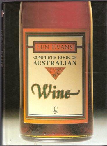 9780701818487: Complete Book of Australian Wine