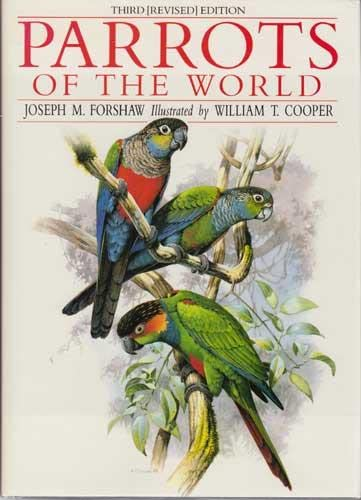 9780701828004: Parrots of the World