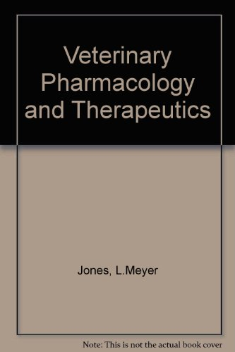 9780702002496: Veterinary Pharmacology and Therapeutics