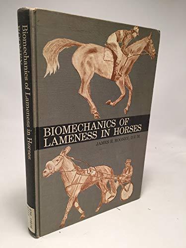 9780702003073: Biomechanics of Lameness in Horses