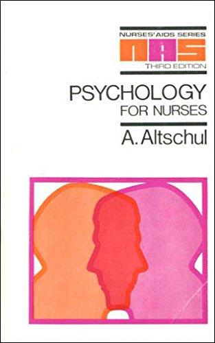 9780702003172: Psychology for Nurses (Nurses' Aids)