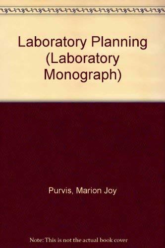 9780702004247: Laboratory Planning (Laboratory Monograph)