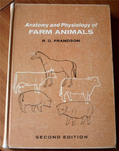 9780702005152: Anatomy and Physiology of Farm Animals