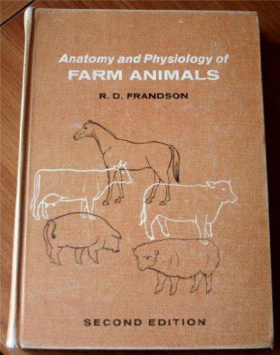 9780702005152: Anatomy and Physiology of Farm Animals - AbeBooks ...