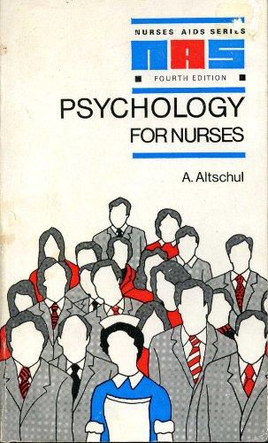 9780702005541: Psychology for Nurses (Nurses' Aids)