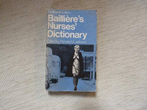 9780702007439: Nurses' Dictionary