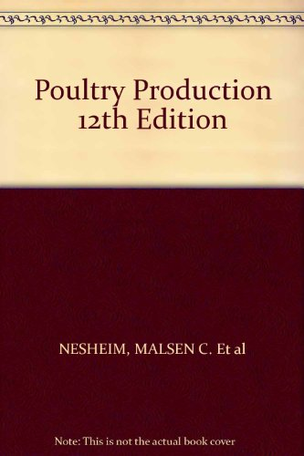 9780702007866: Poultry Production