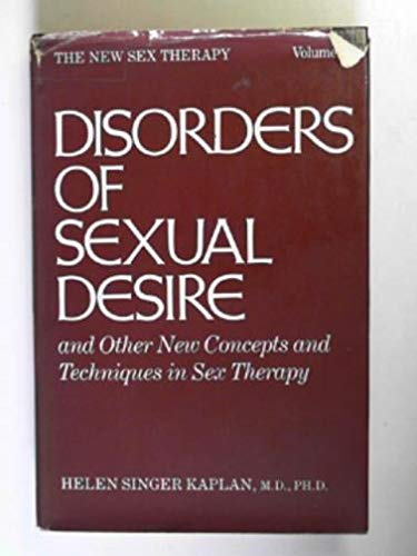 9780702008023: New Sex Therapy: Disorders of Sexual Desire v. 2