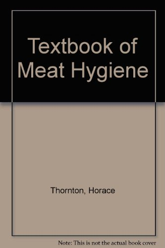 Textbook of Meat Hygiene: Gracey, J.F.