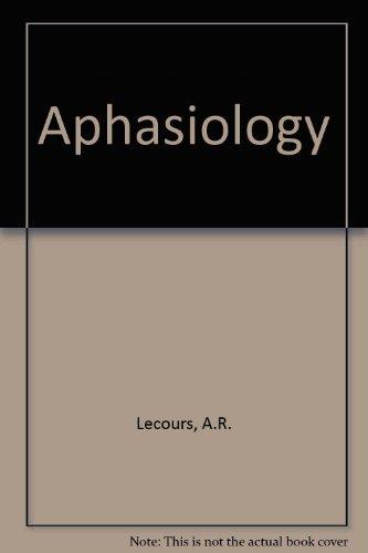 Aphasiology: JERRY F. CAMMARATA