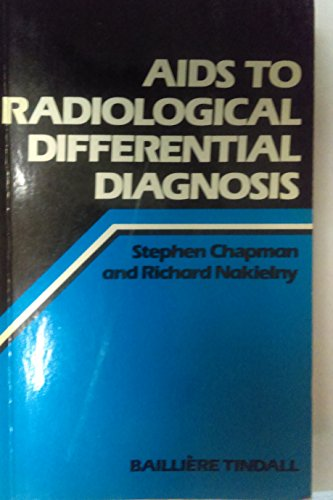 9780702010439: Aids to Radiological Differential Diagnosis