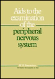 9780702011658: AIDS to the Examination of the Peripheral Nervous System