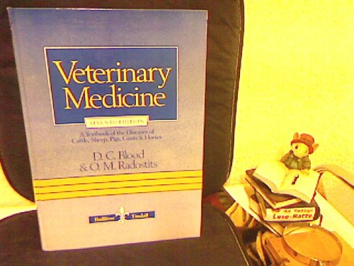 9780702012860: Veterinary Medicine: A Textbook of the Diseases of Cattle, Sheep, Pigs, Goats and Horses