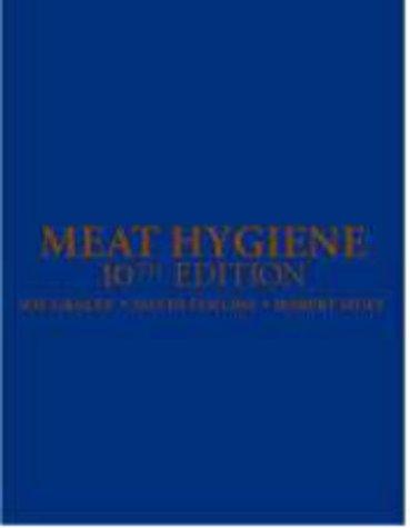 9780702014956: Meat Hygiene
