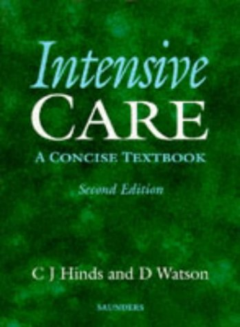 9780702015410: Intensive Care: A Concise Textbook