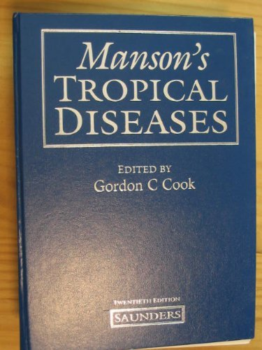 9780702017643: Manson's Tropical Diseases