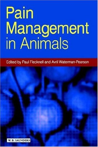 9780702017674: Pain Management in Animals, 1e