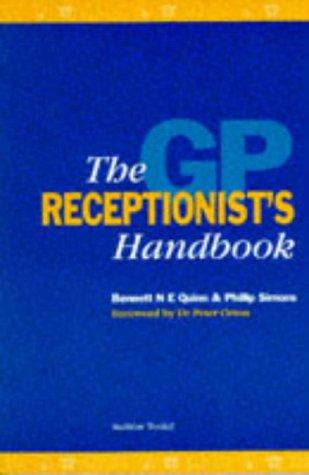 9780702018343: GP Receptionist's Handbook