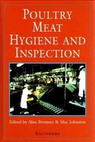 Poultry Meat Hygiene and Inspection (0702018937) by Moyra Bremner; Johnson; Brenner