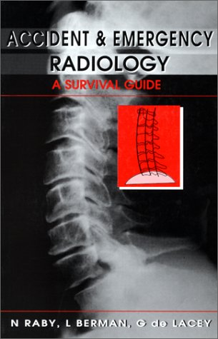 9780702019050: Accident and Emergency Radiology: A Survival Guide