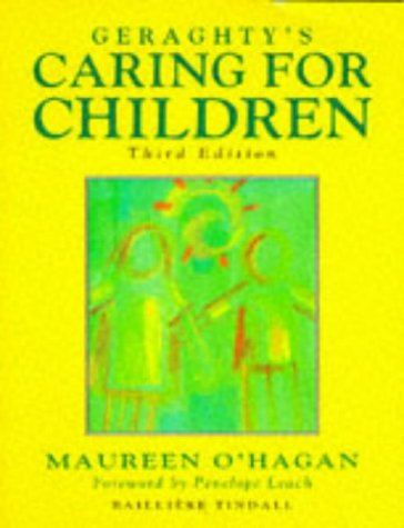 9780702019180: Geraghty's Caring for Children, 3e
