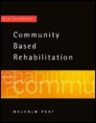 9780702019418: Community Based Rehabilitation