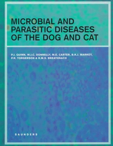 9780702019852: Microbial and Parasitic Diseases of the Dog and Cat