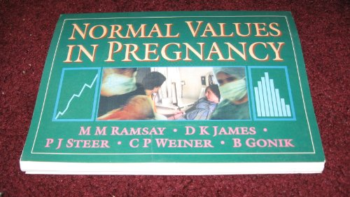 9780702020216: Normal Values in Pregnancy