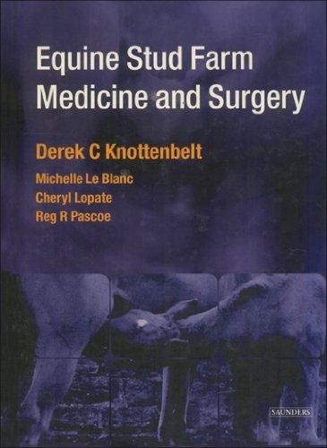 9780702021305: Equine Stud Farm Medicine & Surgery