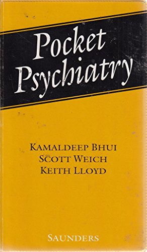 9780702021510: Pocket Psychiatry