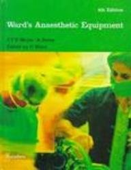Ward's Anaesthetic Equipment: Davey, Andrew, Moyle,