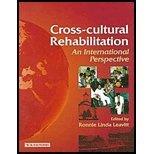 Cross-Cultural Rehabilitation: An International Perspective: Leavitt, Ronnie