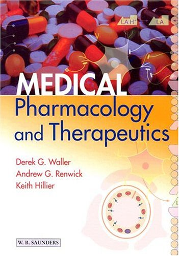 9780702022722: Pharmacology Therapeutics: Principles and Practice
