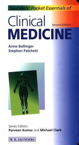 9780702022890: Saunders' Pocket Essentials of Clinical Medicine, 2e