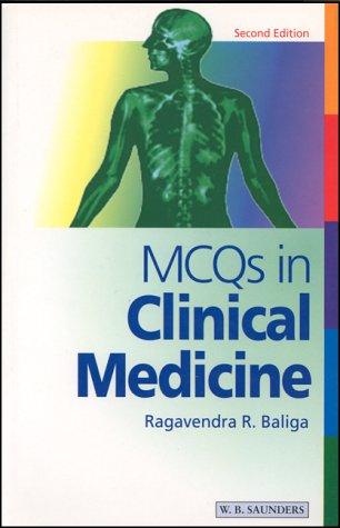 9780702022968: MCQs in Clinical Medicine, 2e