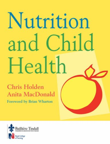 9780702024214: Nutrition and Child Health