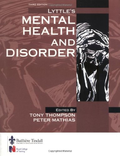 9780702024498: Lyttle's Mental Health and Disorder, 3e