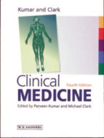 9780702024580: KUMAR ET AL CLINICAL MEDICINE 4E IE